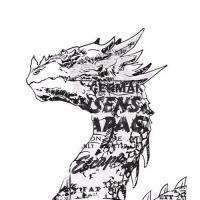 6D22 - 望子成龍 | DRAGON'S PATH : 12inch