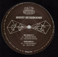 RUDOLF C & SHEDBUG - Honey Mushrooms : SALT MINES (AUS)