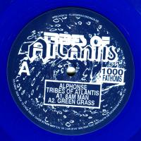 ALPHONSE - Tribes of Atlantis EP : 12inch