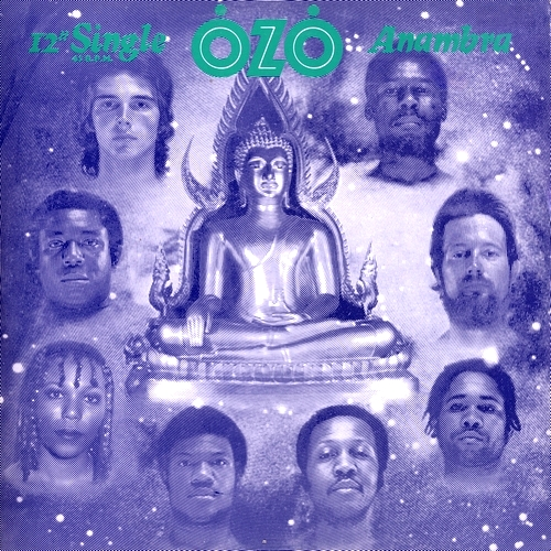 OZO - Anambra : ISLE OF JURA RECORDS (AUS)