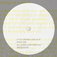 LITTLE MOVIES - The Little Movies Long Play : LP