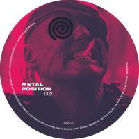 STEVE MURPHY - Polaroid EP : METAL POSITION (ITA)