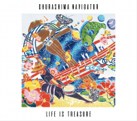 CHURASHIMA NAVIGATOR - Life Is Tresure : BUD RYUKYU (JPN)