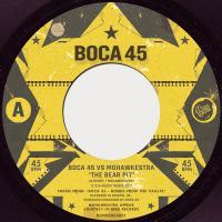 BOCA 45 - The Bear Pit : BOMBSTRIKES (UK)