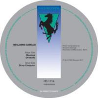 BENJAMIN DAMAGE - Montreal EP : 12inch