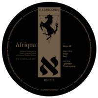 AFRIQUA - Aleph EP : R&<wbr>S <wbr>(BEL)
