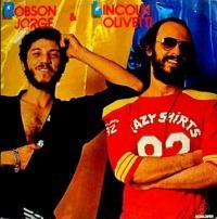 ROBSON JORGE & LINCOLN OLIVETTI - S/T : LP