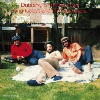 KING TUBBY'S & THE AGGROVATORS - Dubbing In The Backyard : LP