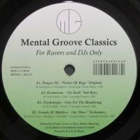 VARIOUS ARTISTS - Mental Groove Classics : 12inch
