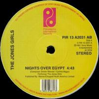 THE JONES GIRLS - Nights Over Egypt : PHILADELPHIA INTERNATIONAL (US)