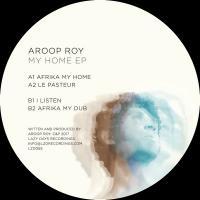 AROOP ROY - My Home EP : 12inch