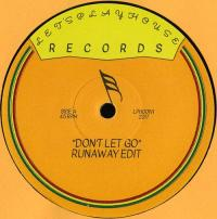 RUNAWAY / SOFT ROCKS - LPH001VI : LET'S PLAY HOUSE (US)