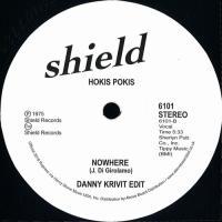 HOKIS POKIS - NOWHERE (DANNY KRIVIT EDIT) : 12inch