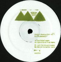 DJ REVEREND P - MORGAN AVENUE EDITS NO.4 : 12inch