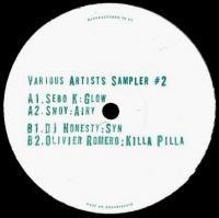 SEBO K / SWOY / DJ HONESTY / OLIVIER ROMERO - Sampler #2 : POLITICS OF DANCING (FRA)