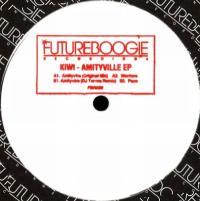 KIWI - AMITYVILLE EP (incl. DJ TENNIS REMIX) : FUTUREBOOGIE (UK)