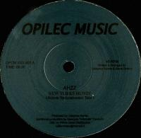 AHZZ - New Yorks Movin' : 12inch