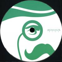 UNKNOWN ARTIST - Monsieur Blue 003 : 12inch