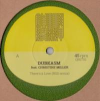 DUBKASM feat. CHRISTINE MILLER - There's A Love : QUEEN NANNY (GER)