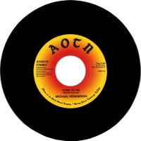 MICHAEL HENDERSON - Let Love Enter / Come To Me : 7inch
