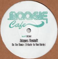 JACQUES RENAULT - Tribute to Ron Hardy EP : 12inch