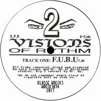LUCA LOZANO, MR. HO - Visions Of Rhythm 2 : 12inch