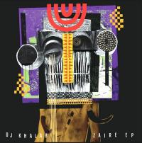 DJ KHALAB - ZAIRE : ON THE CORNER (UK)