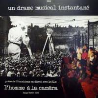 UN DRAME MUSICAL INSTANTANÉ - L'Homme A La Caméra : 2x12inch