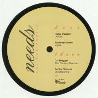 HUBIE DAVISON / JOHANNES ALBERT / DJ SWAGGER / BOBBY PLEASURE - Needs 001 : 12inch