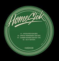 VARIOUS - Homesick #6 : 12inch