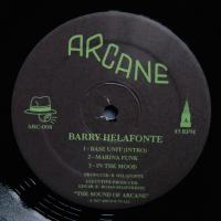 BARRY HELAFONTE - BASE UNIT : ARCANE (US)