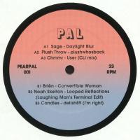 VARIOUS - Pal Vol. 1 : PEAR (IRE)