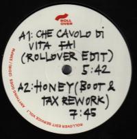 ROLLOVER DJS / BOOT & TAX / BOTTIN / HOBERMALLOW - Rollover Edit Service Vol.1 : ANYTHING GOES (ITA)