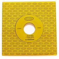 DJ HARRISON - Slyish 45 : 7inch