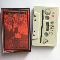BLESSED BLOOD VULVA & GUILTY C. - live in Silent Night, Bloody Night : CASSETTE