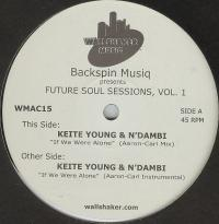 KEITE YOUNG & N'DAMBI - presents Future Soul Sessions Vol1 (Aaron Carl Mixes) : 12inch