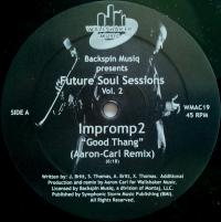 IMPROMP2 - Future Soul Sessions Vol. 2 : 12inch