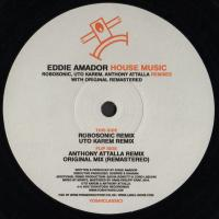 EDDIE AMADOR - House Music Remixes : 12inch