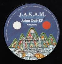 J.A.K.A.M. - Asian Dub EP : CROSSPOINT (JPN)