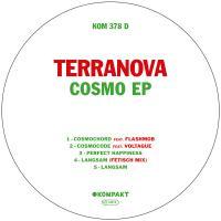 TERRANOVA - Cosmo EP : 12inch