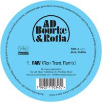 AD BOURKE & RAIDERS OF THE LOST ARP (ROTLA) - Raw : FAR OUT (UK)