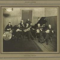 ALVIN LUCIER - Criss Cross / Hanover : LP