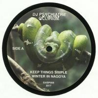 DJ PSYCHIATRE - Delirium : 12inch