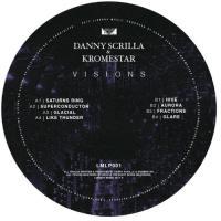 DANNY SCRILLA & KROMESTAR - Visions : LIBRARY MUSIC (UK)
