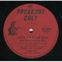 JAYDA G/ ALEXA DASH - Diva Bitch : FREAKOUT CULT (NOR)