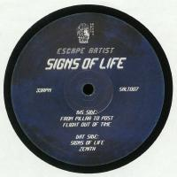 ESCAPE ARTIST - Signs Of Life EP : 12inch