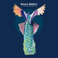 ARTURO STALTERI - ...E Il Pavone Parlo' Alla Luna : LP