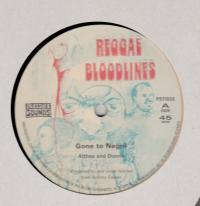 ALTHEA AND DONNA/ INNER CIRCLE & LEE PERRY - Gone to Negril : PRESSURE SOUNDS (UK)
