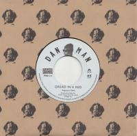 AUGUSTUS PABLO - Dread in a red : 7inch