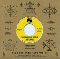 BETTY HARRIS - There's A Break In The Road : 7inch